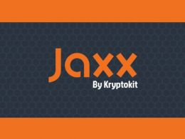 Jaxx Is The First Ethereum Wallet To Be Released on iOS