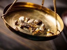 Euroclear to Develop Blockchain Gold Settlement System