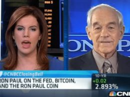 Ron Paul loves his own Ron Paul Coin and is positive about Bitcoin