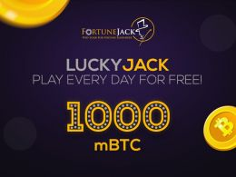 FortuneJack Introduces Monthly Bitcoin Prize Fund worth 30k mBTC