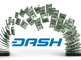 Dash Beverage Machine Shows Instant Confirmation for POS Transactions