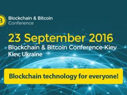 Developers from Europe and the USA will arrive to Kiev to discuss blockchain fintech services