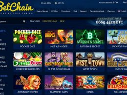 BetChain Expands To 1000+ Games