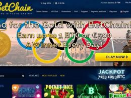 Betchain – A Professional Bitcoin Online Casino