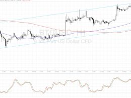 Bitcoin Price Technical Analysis for 08/24/2016 – Channel Support Bounce or Break?