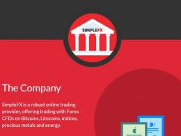 Simplefx – Use Your Bitcoin to Trade Forex