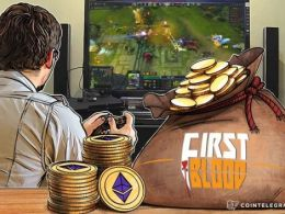 Ethereum Based US Gaming Company Raises $6 Mln in Crowdsale
