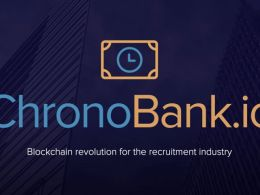 ChronoBank Time-Based Cryptocurrency Platform to Disrupt Recruitment Industry