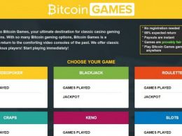 Play the simplest and most profitable Casino Games in Bitcoin Games