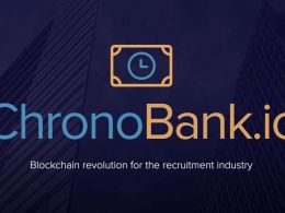 ChronoBank Announces ICO; To Start December 15