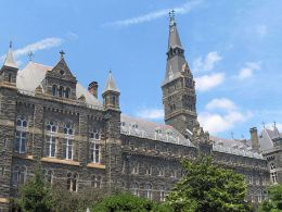Chamber of Digital Commerce to Hold Blockchain Summit at Georgetown
