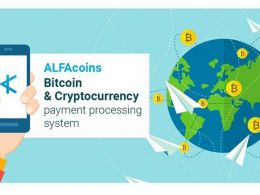 ALFAcoins Cryptocurrency Payments Company to Launch a New Website