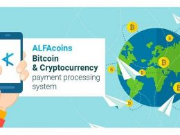 ALFAcoins Cryptocurrency Payments Company Launches an Updated User-Friendly Website