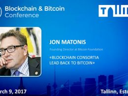 The founder of Bitcoin Foundation and Forbes columnist will visit Blockchain Conference in Tallinn