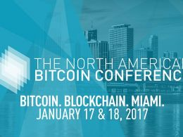 Report: The North American Bitcoin Conference – Day One