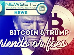 Is Trump Driving the Current Bitcoin Rally?
