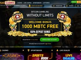 Vegas Casino – 100% Welcome Bonus with your First Deposit