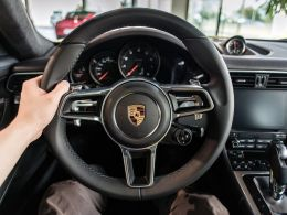 Porsche Invites Startups For €25,000 Blockchain Disruption Contest