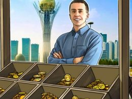 Kazakhstan Signs Innovation Pact To Become 'Blockchain Singapore'
