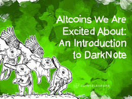 Altcoins We Are Excited About: An Introduction to DarkNote