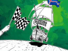 Iceland's Pirate Party Tops Opinion Polls, Leader Seeks to Create 'Switzerland of Bits'