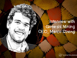 Life Inside a Bitcoin Mine: Interview with Genesis Mining's Marco Streng