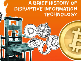 A brief history of disruptive information technology