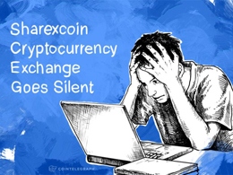 Scam Alert: Sharexcoin Cryptocurrency Exchange Goes Silent