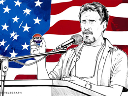 John McAfee to Run for US President after Creating Own 'Cyber Party'