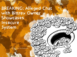 BREAKING: Chat with founder showcases alleged double withdraw and inefficient (or insecure) system