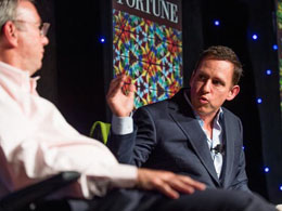 Peter Thiel: Bitcoin Payment System 'Badly Lacking'