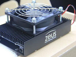 Review: The Blizzard 1.3+ mh/s ASIC Scrypt Miner by ZeusMiner