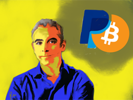 Bitcoin Fascinating, Thinking about Integration says PayPal President