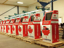 Canadian Bitcoin Exchange CAVIRTEX Teases Bitcoin ATMs
