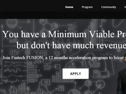 Bitcoin trading among fields covered by start-ups selected by Fusion