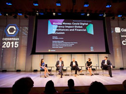 Citi, Micropayments and Social Good: Consensus 2015 Afternoon Sessions