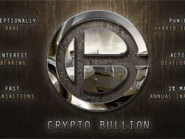 CryptoBullion Announces PoSP Algorithm and Expansion to Chinese Market