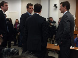 Winklevoss Bitcoin ETF to Trade on NASDAQ Under 'COIN' Symbol