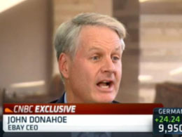 eBay CEO John Donahoe: PayPal Will Have to Integrate Digital Currencies