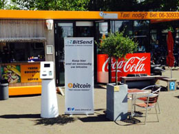Bitcoin ATM Comes to Lelystad, Netherlands