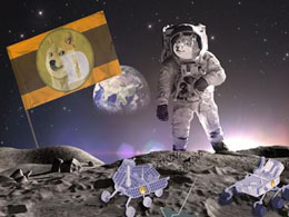 Lunar Iditarod: Dogecoin is Going to the Actual Moon