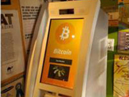 Genesis Coin's First Satoshi1 Crypto Vending Machine Goes Live