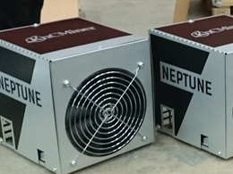 KnCMiner Unveils First 20nm Neptune Chips, Sets Shipping Date