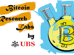 UBS Launches Competition for Fintech Entrepreneurs and Bitcoin Startups