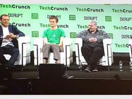 Blockchain Technology Explored at TechCrunch Disrupt London