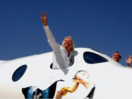 Virgin Galactic Accepts Bitcoin for Space Travel, says Billionaire Entrepreneur Sir Richard Branson