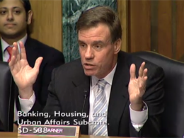 Bitcoin Faces Regulatory Push in Senate Banking Committee Hearing