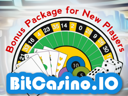 BitCasino.io Offering Bonus Package for New Players