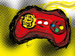 Using Bitcoin in Online Gaming