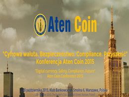 Aten Coin Conference and New Blockchain: Exclusive Interview